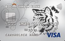 Логотип Восточный - Кредитная карта