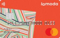 Логотип Тинькофф Кредитная карта Lamoda