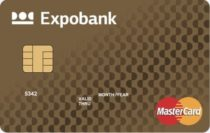 Логотип Экспобанк Кредитная карта